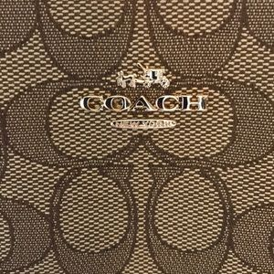 COACH CROSBY CARRYALL IN SIGNATURE